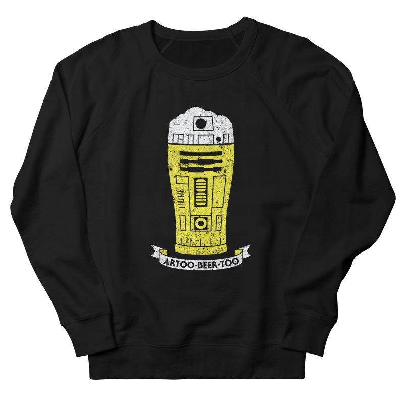 Artoo-Beer-Too Men's Sweatshirt by monsieurgordon's Artist Shop