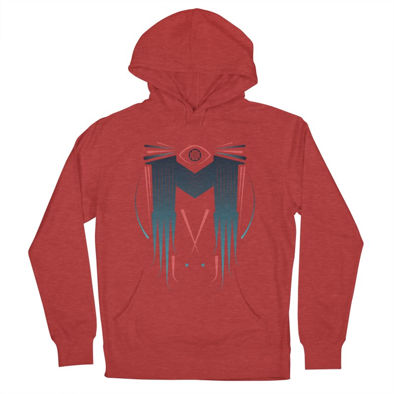 M Women's Pullover Hoody by monsieurgordon's Artist Shop