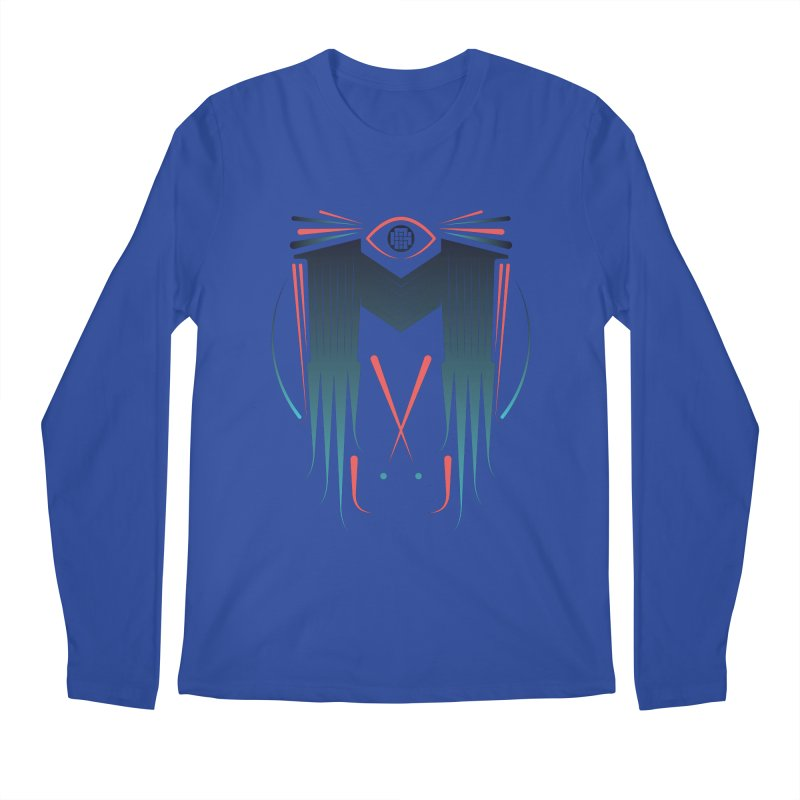 M Men's Regular Longsleeve T-Shirt by monsieurgordon's Artist Shop
