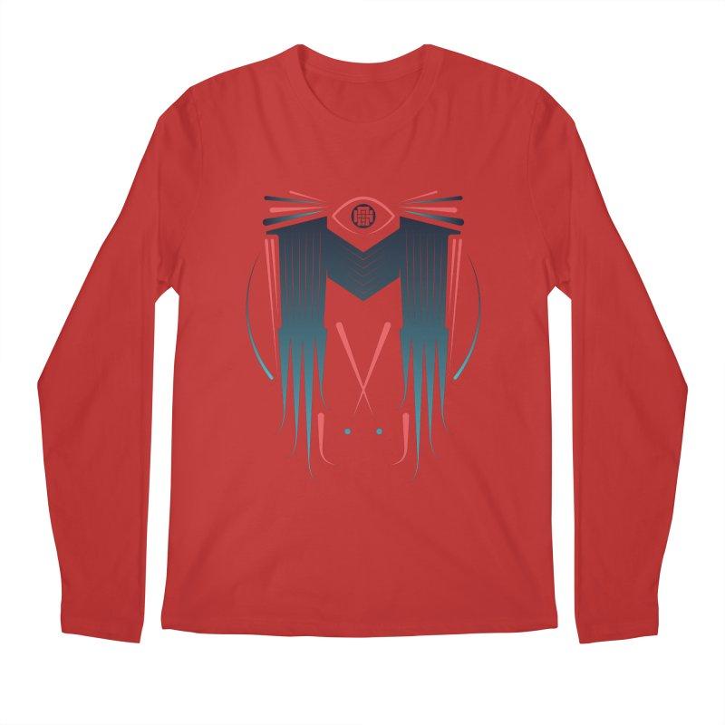 M Men's Longsleeve T-Shirt by monsieurgordon's Artist Shop
