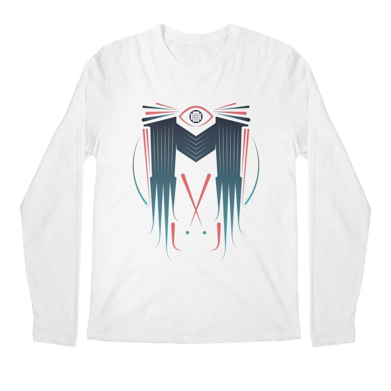 M Men's Regular Longsleeve T-Shirt by monsieurgordon's Artist Shop