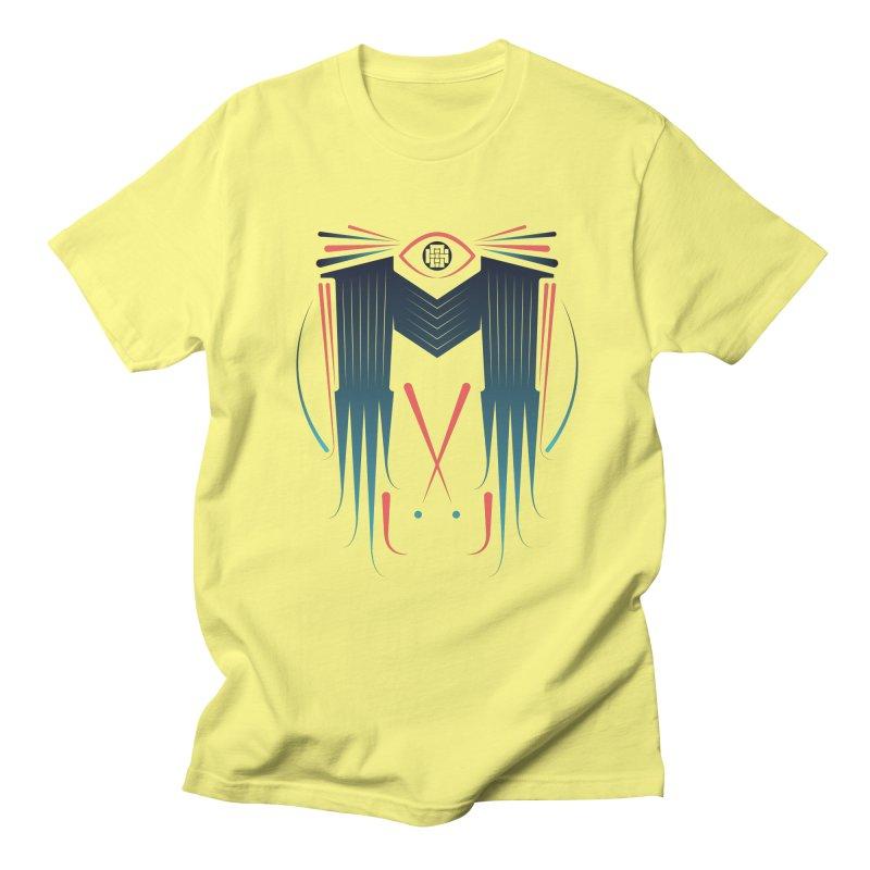 M Men's T-Shirt by monsieurgordon's Artist Shop