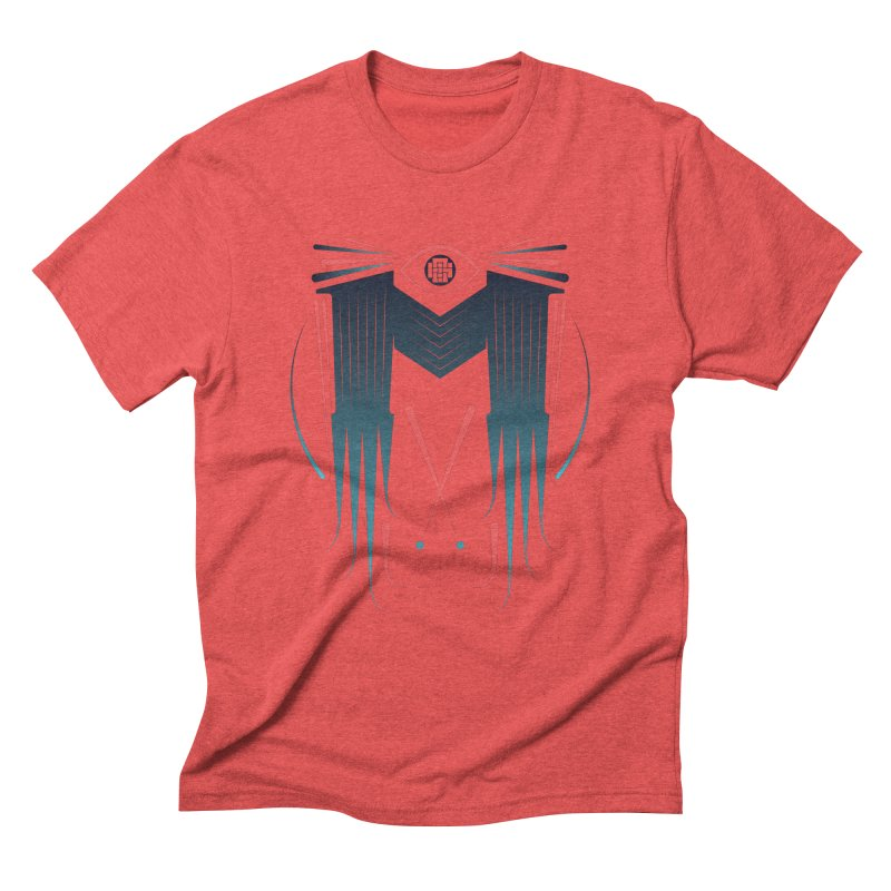 M Men's Triblend T-shirt by monsieurgordon's Artist Shop