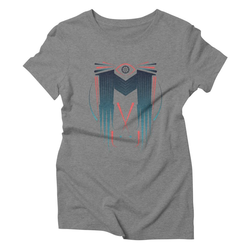 M Women's Triblend T-Shirt by monsieurgordon's Artist Shop