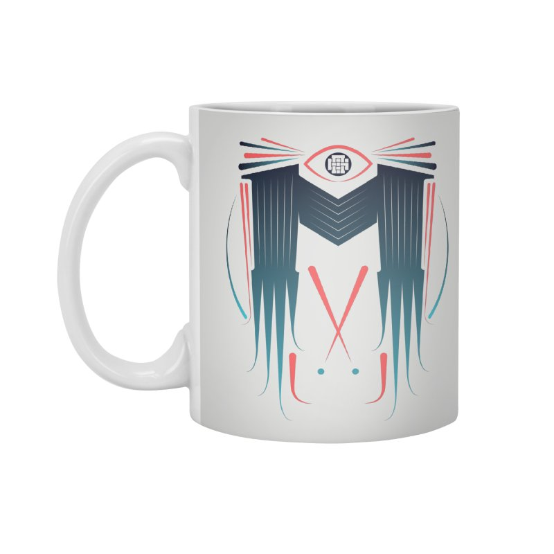 M Accessories Standard Mug by monsieurgordon's Artist Shop