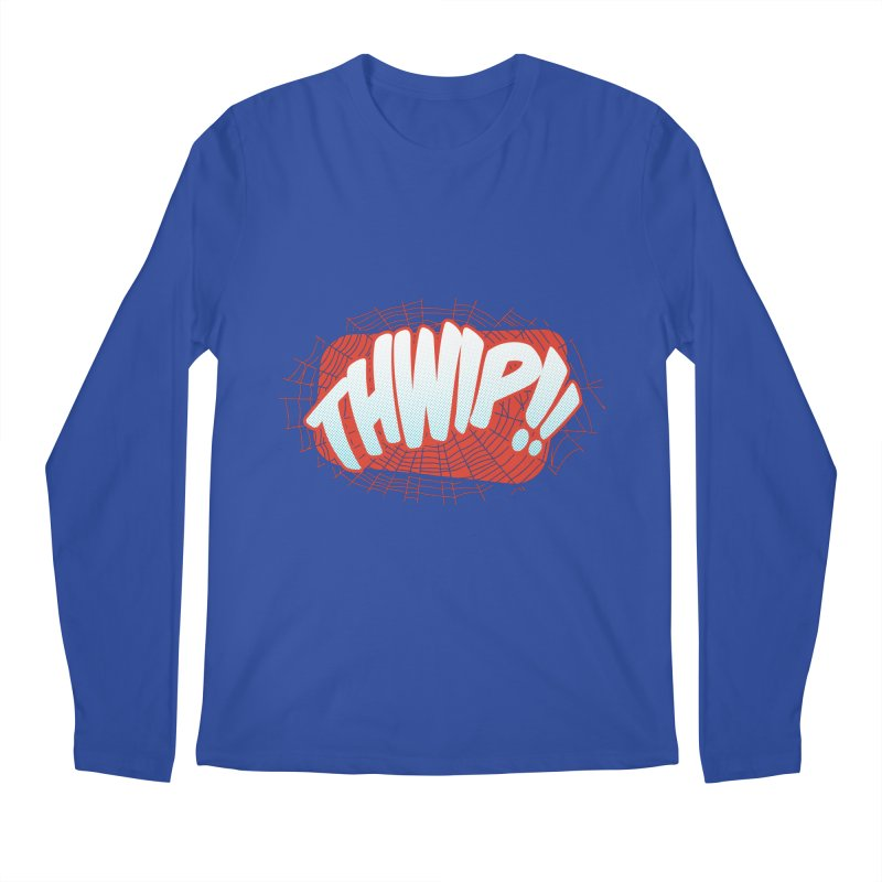 THWIP!! Men's Regular Longsleeve T-Shirt by monsieurgordon's Artist Shop