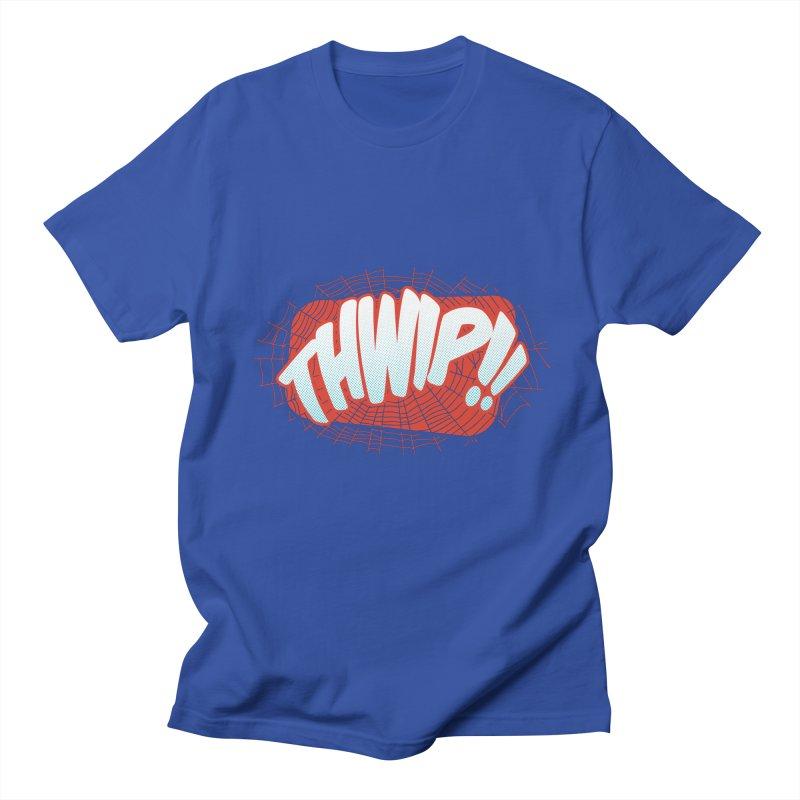 THWIP!! Men's Regular T-Shirt by monsieurgordon's Artist Shop