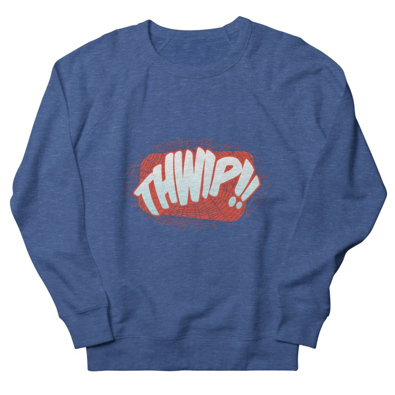 THWIP!! Women's Sweatshirt by monsieurgordon's Artist Shop