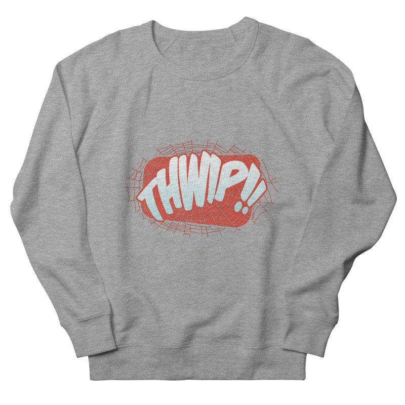 THWIP!! Women's Sweatshirt by monsieurgordon's Artist Shop