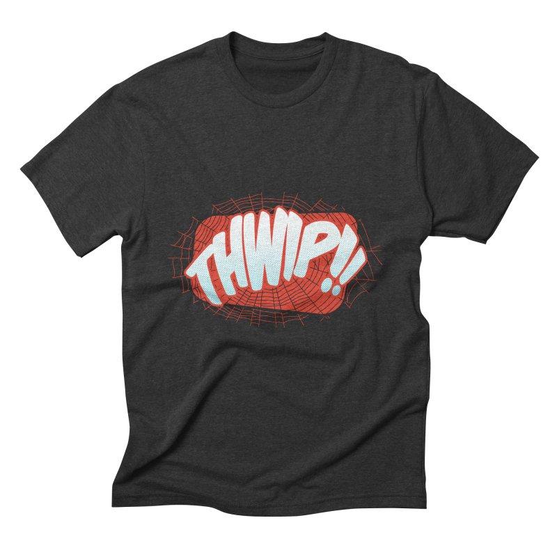 THWIP!! Men's Triblend T-Shirt by monsieurgordon's Artist Shop