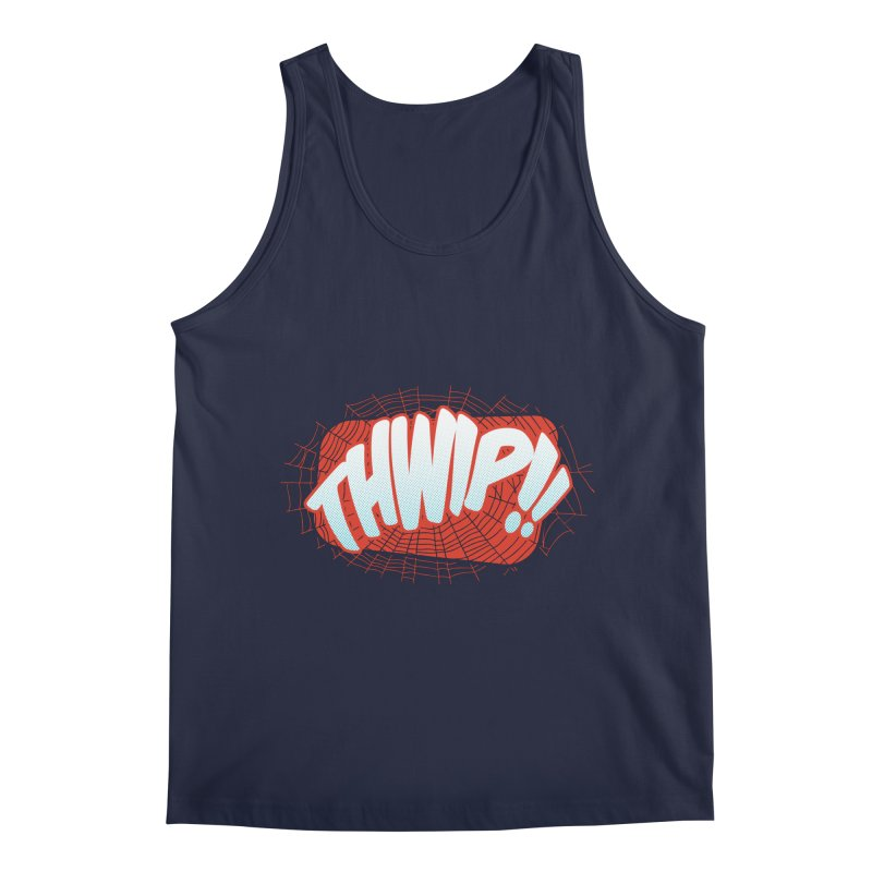 THWIP!! Men's Tank by monsieurgordon's Artist Shop