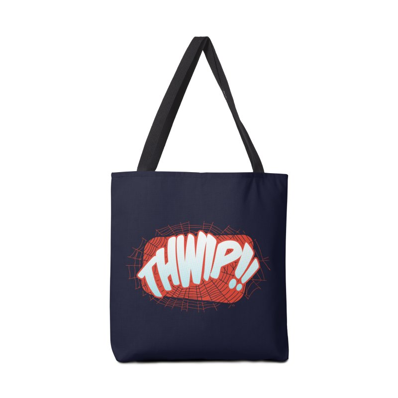 THWIP!! Accessories Tote Bag Bag by monsieurgordon's Artist Shop