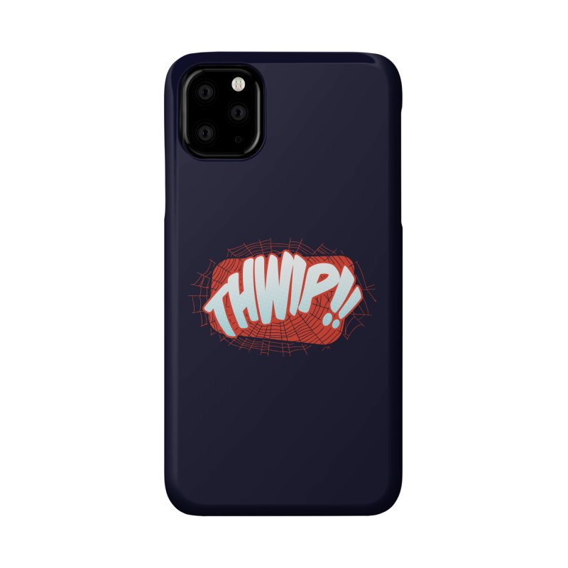THWIP!! Accessories Phone Case by monsieurgordon's Artist Shop