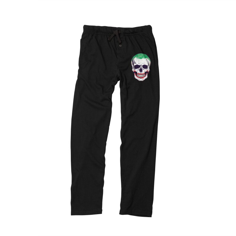Joke's On You, Death! Men's Lounge Pants by monsieurgordon's Artist Shop