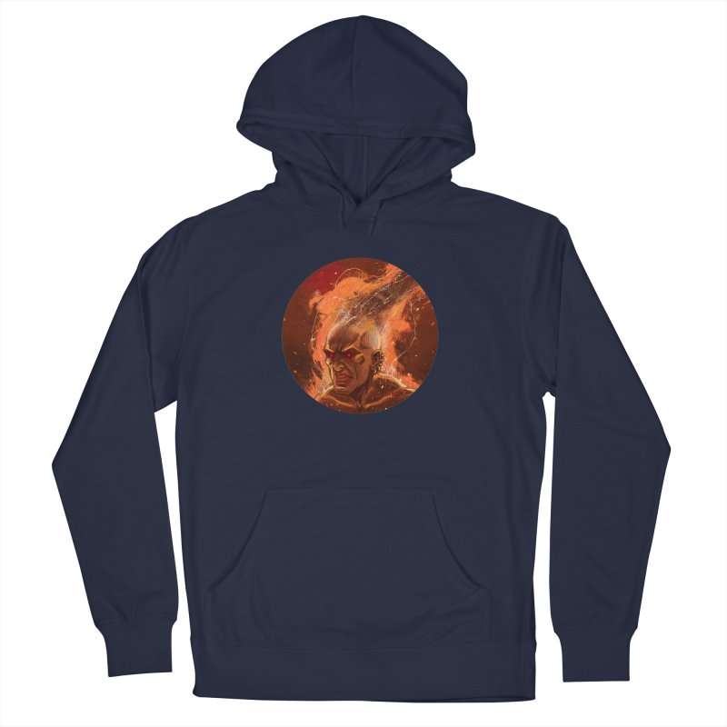 Ifrit! Men's Pullover Hoody by Monstercakes's Artist Shop