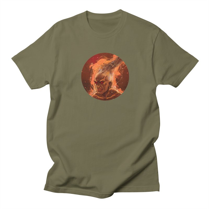 Ifrit! Men's T-shirt by Monstercakes's Artist Shop