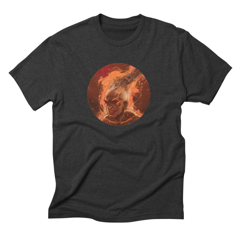 Ifrit! Men's Triblend T-shirt by Monstercakes's Artist Shop