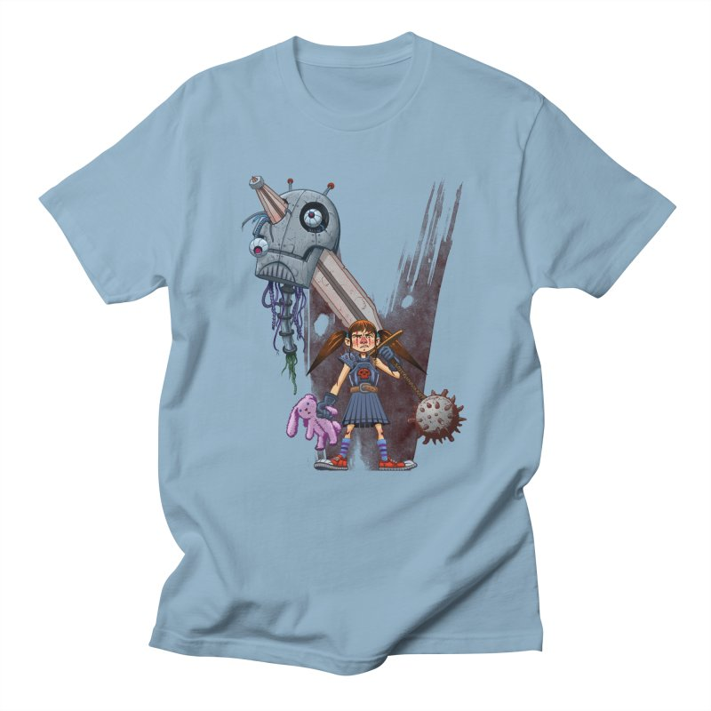 Battle Batilda! Men's T-Shirt by Monstercakes's Artist Shop