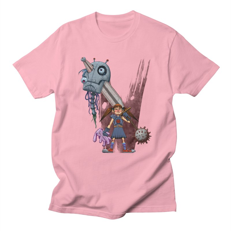 Battle Batilda! Men's T-shirt by Monstercakes's Artist Shop