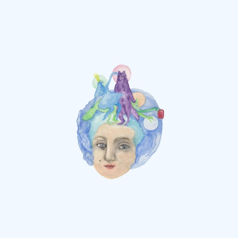 Madame de Beaumont's Fancy Hat by Monsters and Maidens Artist Shop