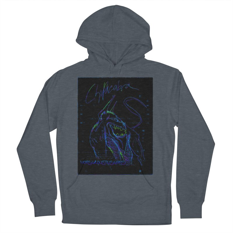 The Chupacabra2! Women's Pullover Hoody by Monstrous Customs
