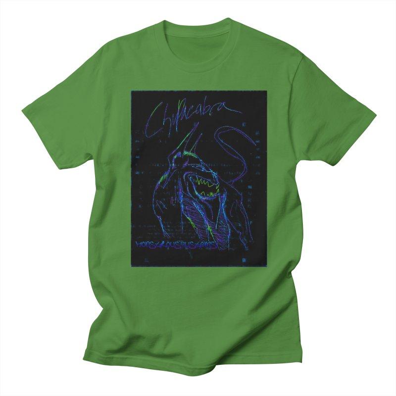 The Chupacabra2! Women's Regular Unisex T-Shirt by Monstrous Customs
