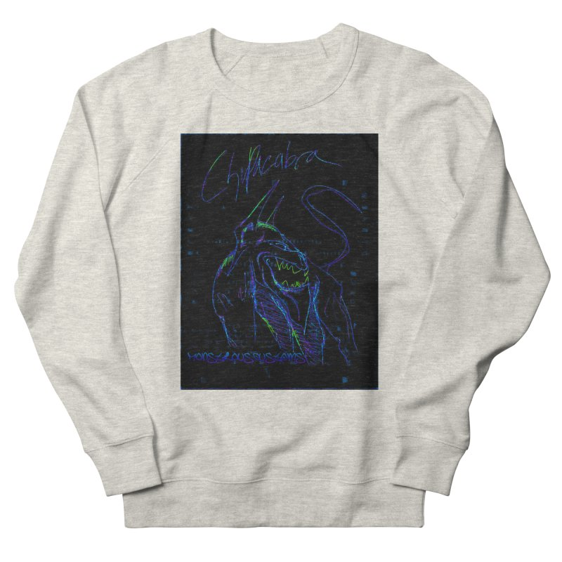 The Chupacabra2! Men's Sweatshirt by Monstrous Customs