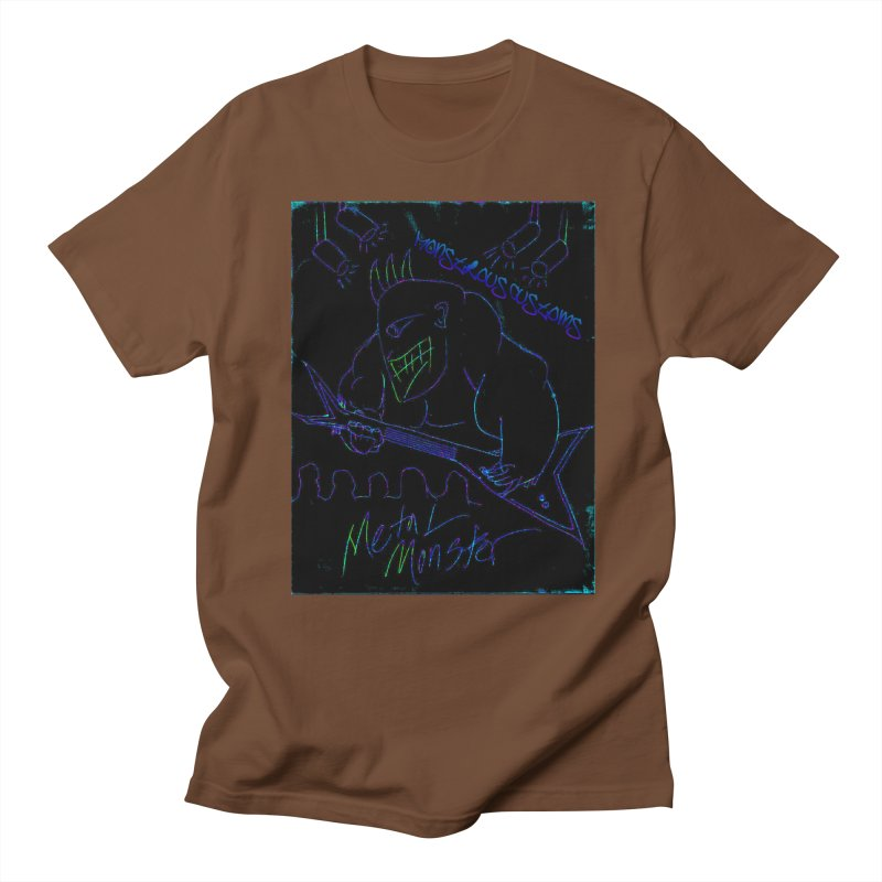 Metal Monster2 Women's Unisex T-Shirt by Monstrous Customs