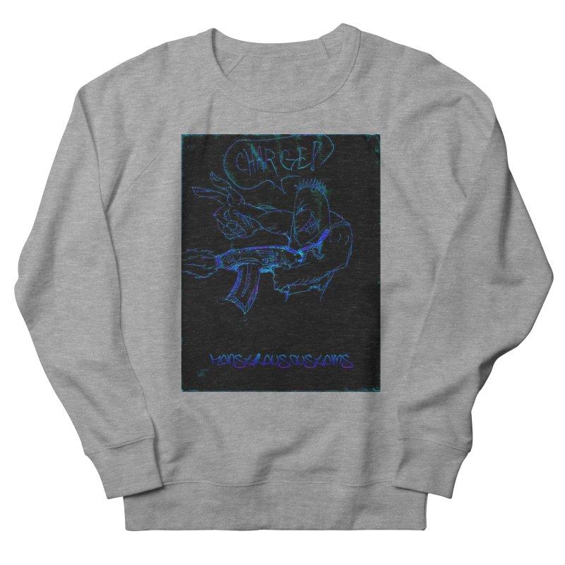 Alien Foot Soldier2 Women's Sweatshirt by Monstrous Customs