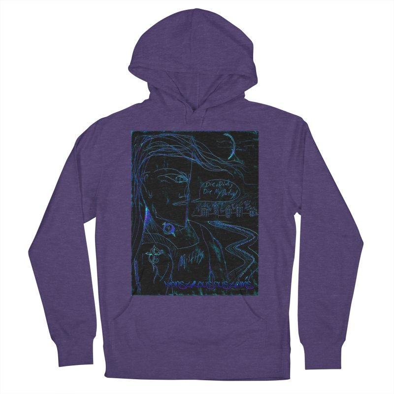 Misfits Maniac2 Women's Pullover Hoody by Monstrous Customs