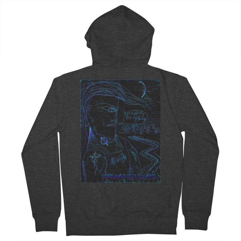 Misfits Maniac2 Men's Zip-Up Hoody by Monstrous Customs