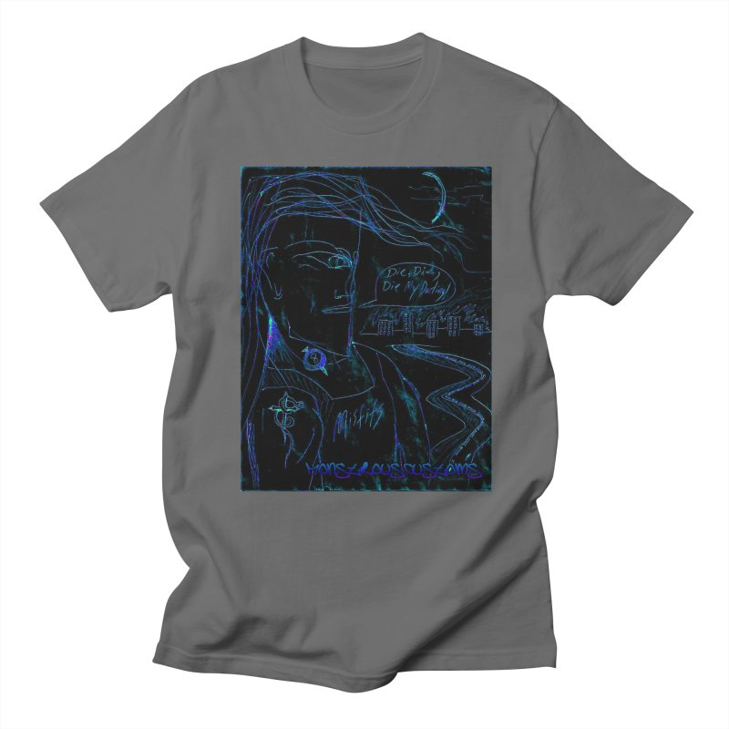 Misfits Maniac2 Men's Regular T-Shirt by Monstrous Customs
