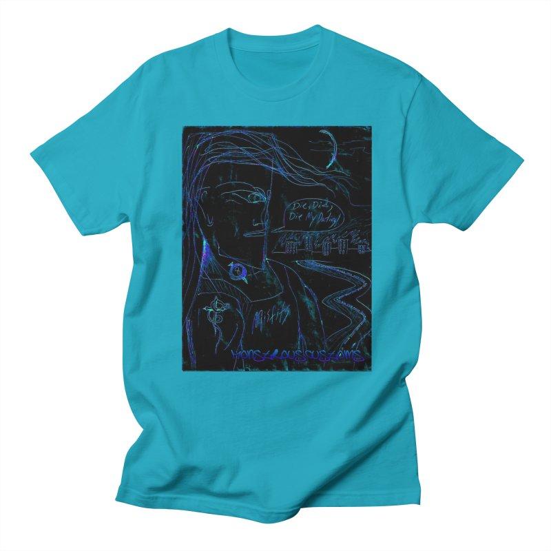Misfits Maniac2 Men's T-Shirt by Monstrous Customs