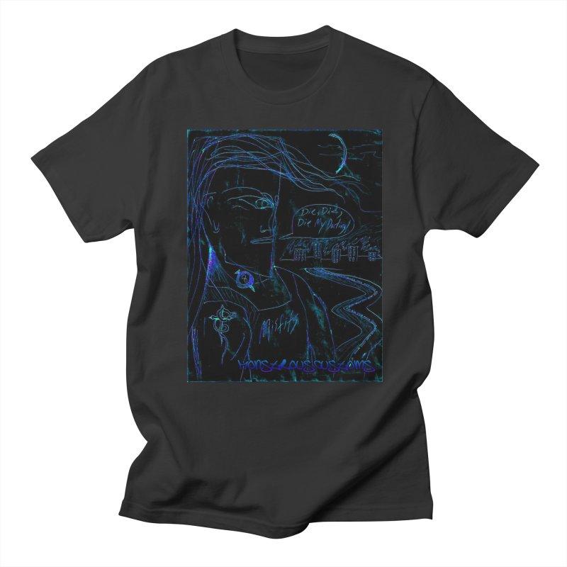 Misfits Maniac2 Women's Regular Unisex T-Shirt by Monstrous Customs