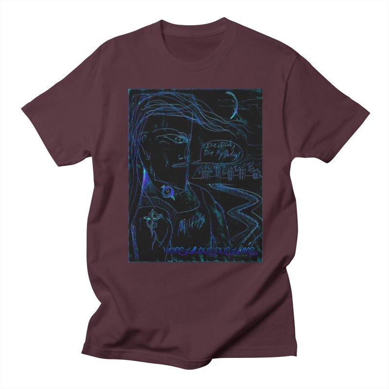 Misfits Maniac2 Women's Unisex T-Shirt by Monstrous Customs