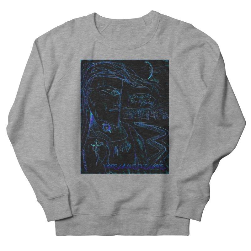 Misfits Maniac2 Men's Sweatshirt by Monstrous Customs