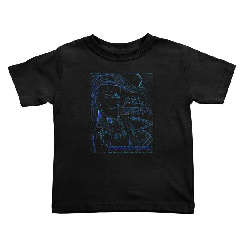 Misfits Maniac2 Kids Toddler T-Shirt by Monstrous Customs