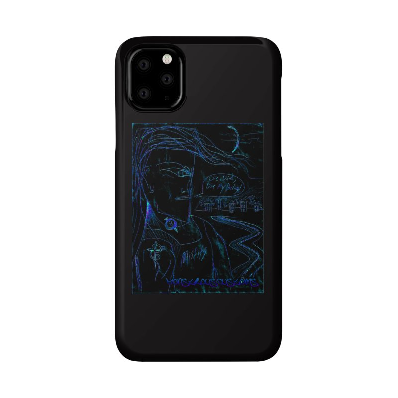 Misfits Maniac2 Accessories Phone Case by Monstrous Customs