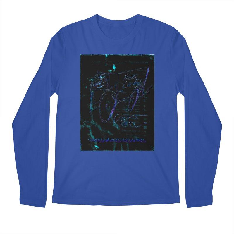 The Creeper2 Men's Longsleeve T-Shirt by Monstrous Customs