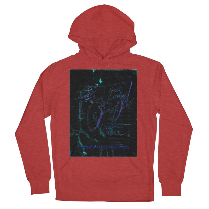 The Creeper2 Women's Pullover Hoody by Monstrous Customs