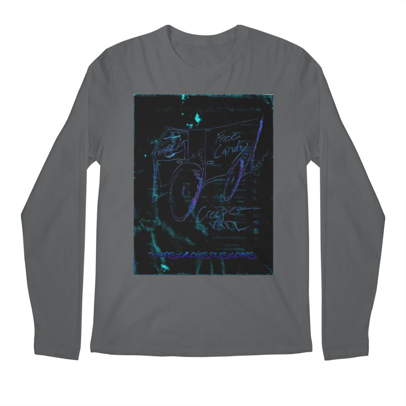 The Creeper2 Men's Longsleeve T-Shirt by Monstrous Customs