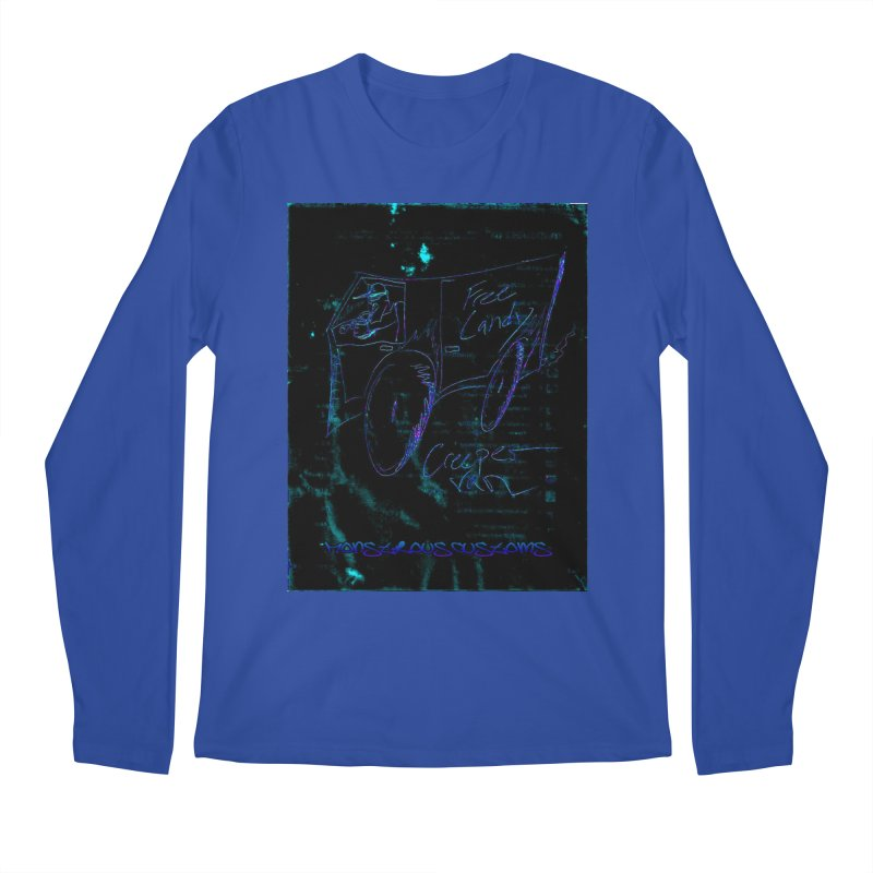 The Creeper2 Men's Regular Longsleeve T-Shirt by Monstrous Customs