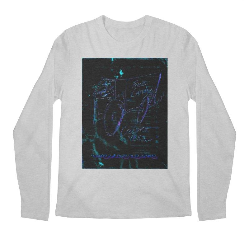 The Creeper2 Men's Regular Longsleeve T-Shirt by Monstrous Customs