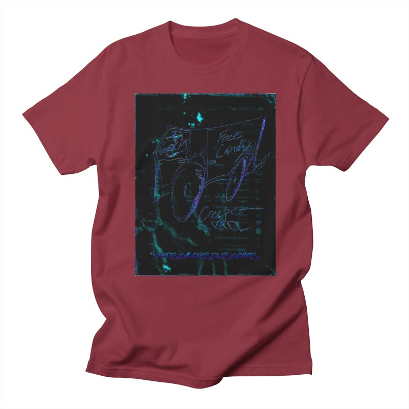 The Creeper2 Women's Unisex T-Shirt by Monstrous Customs