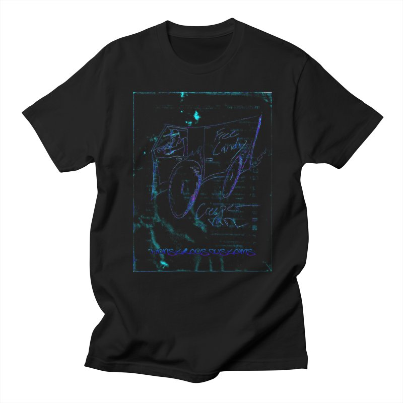 The Creeper2 Women's Regular Unisex T-Shirt by Monstrous Customs