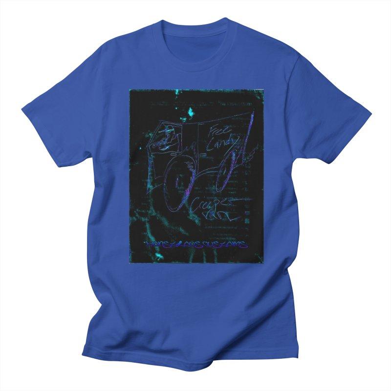 The Creeper2 Men's Regular T-Shirt by Monstrous Customs