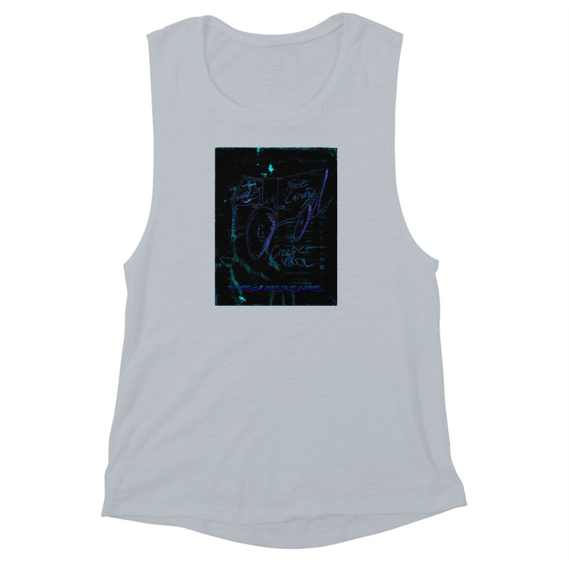 The Creeper2 Women's Muscle Tank by Monstrous Customs