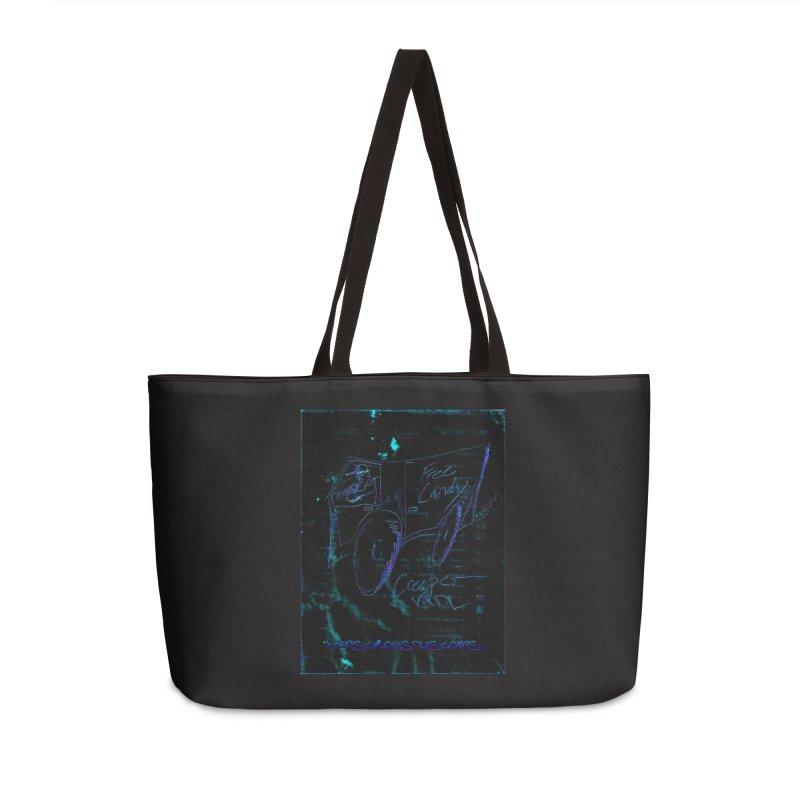 The Creeper2 Accessories Weekender Bag Bag by Monstrous Customs