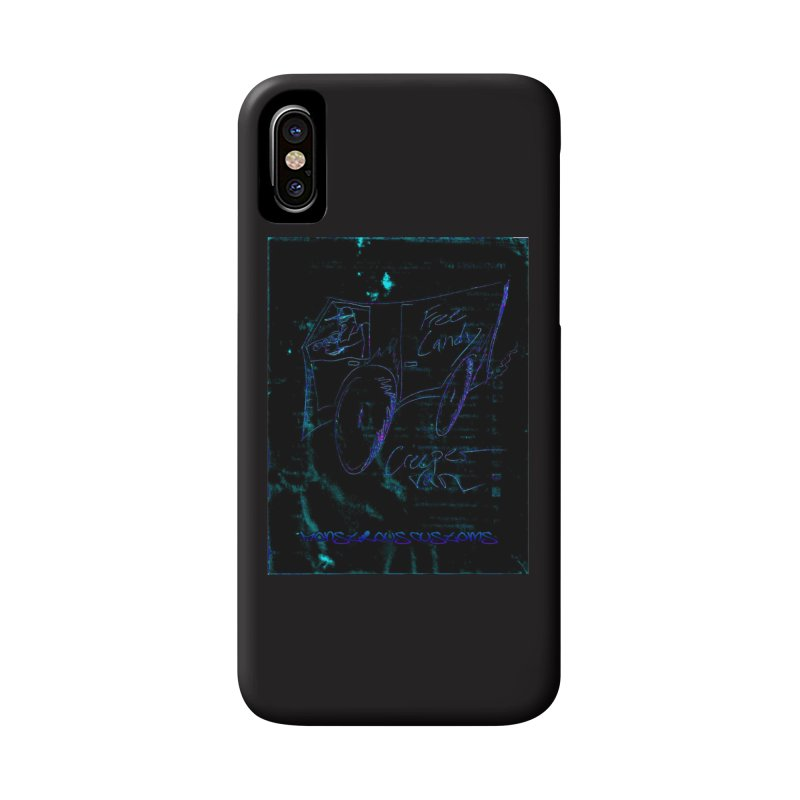 The Creeper2 Accessories Phone Case by Monstrous Customs