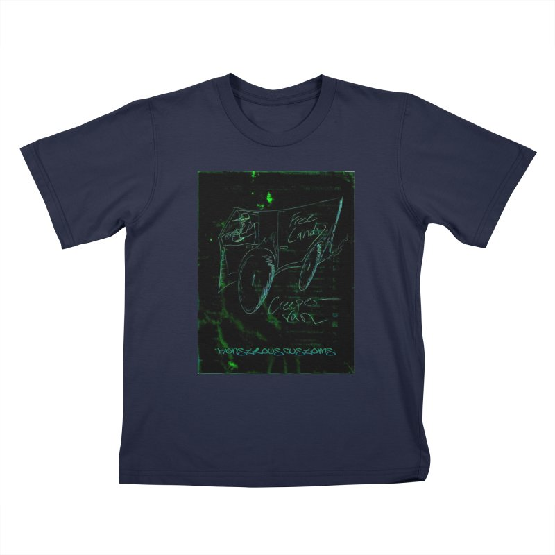 The Creeper Kids T-Shirt by Monstrous Customs